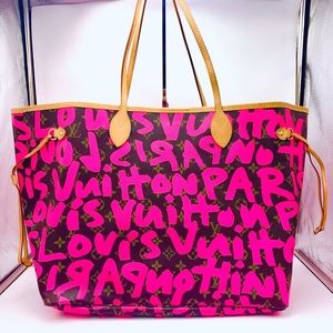 Louis Vuitton x Stephen Sprouse Limited Editon